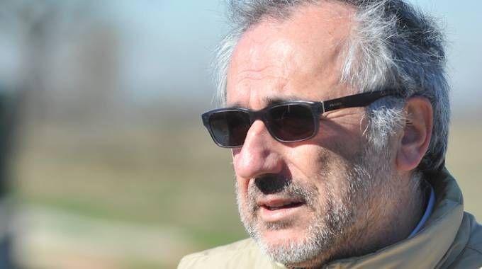 Il sindaco Giorgio Marazzina