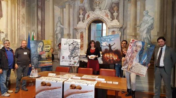 La presentazione a Firenze