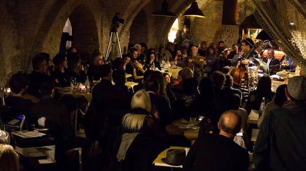 Un concerto al Jazz club di Fano
