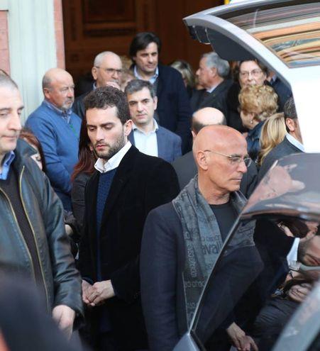 Il sindaco di Dozza Luca Albertazzi (foto Isolapress)