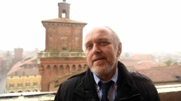 Il presidente della Provincia, e sindaco di Ferrara, Tiziano Tagliani