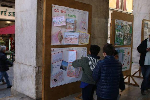 Protezione civile:  il Premio Arno per le scuole (Valtriani)