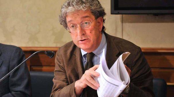 Il viceministro dell'Economia, Enrico Morando