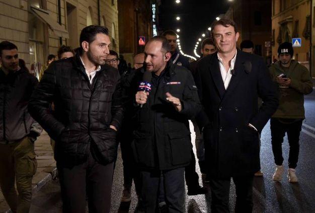 Ferrara, serata e puntata su Sky dedicata alla Spal che corre verso la serie A (foto BusinessPress)