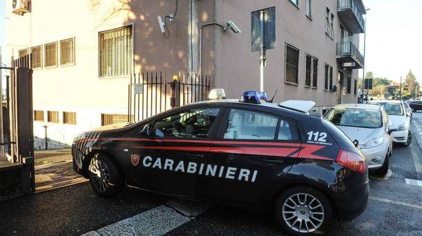 Sul posto erano intervenuti i carabinieri
