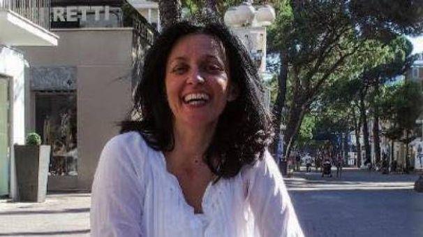 Il candidato a sindaco Renata Tosi