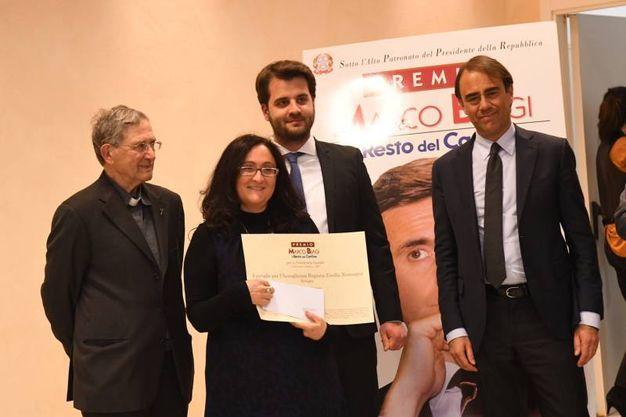 L'associazione Famiglie per l'ccoglienza regione Emilia-Romagna di Bologna (Schicchi)