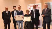 Il gruppo dei premiati di Forlì (Schicchi)