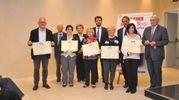 Il gruppo dei premiati di Modena (Schicchi)