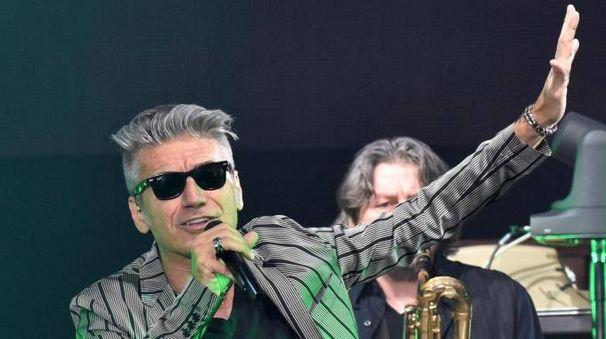 Luciano Ligabue (Ansa)