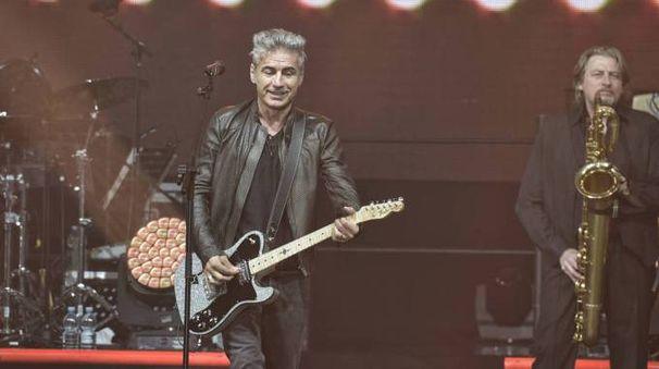 Ligabue, slitta a settembre il concerto del PalaBigi (Olycom)