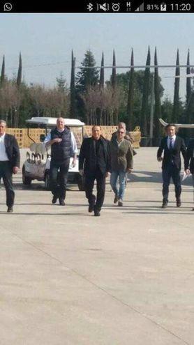 Berlusconi a Pistoia