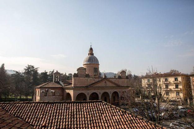 Bologna,  Complesso del Baraccano