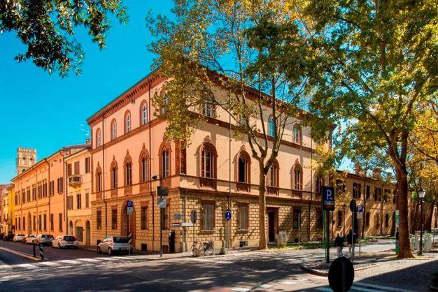 Imola (BO), Palazzo Ginnasi