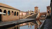 Comacchio (FE), Tre Ponti