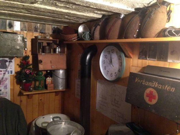 Cesenatico (FC), Bunker tedesco