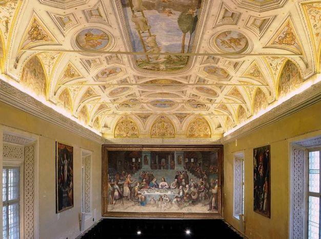 Ravenna, Biblioteca Classense