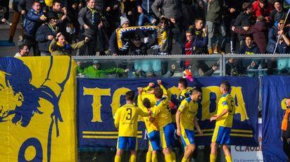 La vittoria contro la diretta concorrente potrebbe essere determinante (foto Zeppilli)