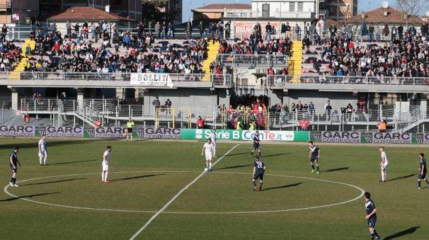 Lo stadio Cabassi (foto Fiocchi)