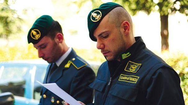 Agenti della Guardia di Finanza
