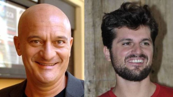 Claudio Bisio e Frank Matano