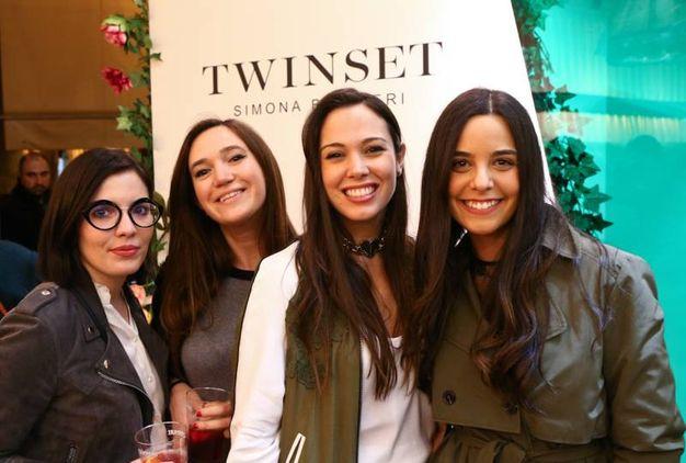 La serata Twin Set a Modena