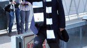 Carlo Mazzone, che domani taglierà il traguardo degli 80 anni, allo stadio su invito della società bianconera (foto LaPresse)