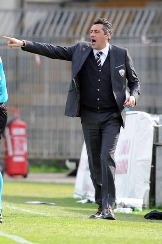 Mister Aglietti (foto LaPresse)