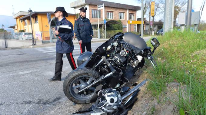 Incidente mortale a Bodio Lomnago