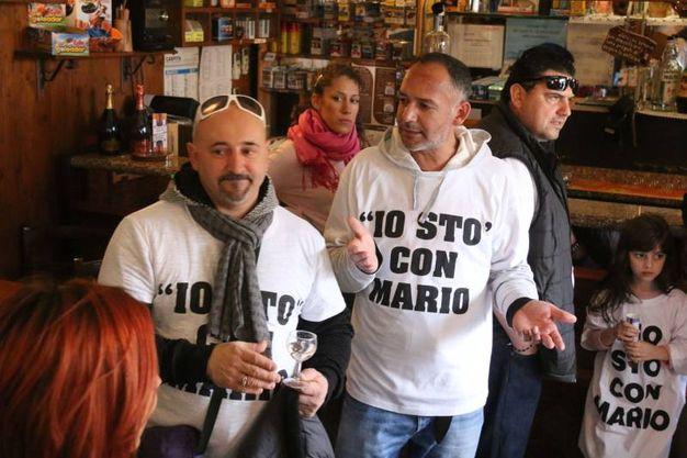 Corteo 'Io sto con Mario'