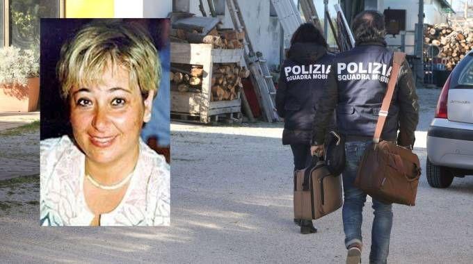 Manuela Teverini scomparve nell'aprile del 2000 . La polizia è tornata a ispezionare la casa del fratello di Alessandri
