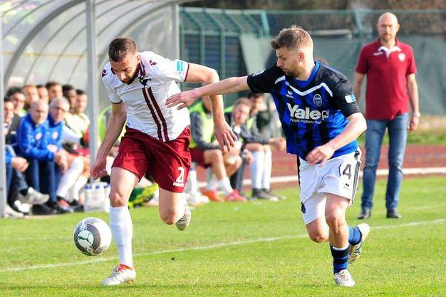 Renate-Arezzo 1-0