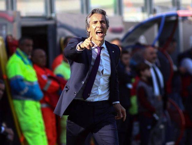 Crotone-Fiorentina, le foto della partita (Ansa)
