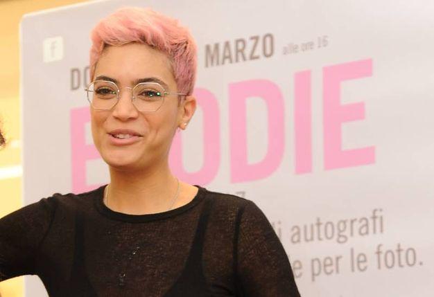 Elodie alla Rotonda (Foto Fiocchi)