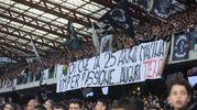 I tifosi del Cesena (foto Ravaglia)