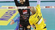 Cucine Lube Civitanova-Modena è finita 3-2 (Spalvieri/Lubevolley.it))