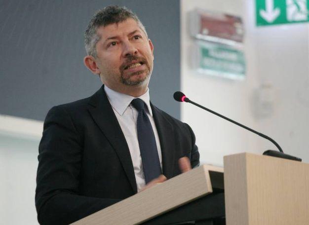 Il sottosegretario Ivan Scalfarotto (Newpress)