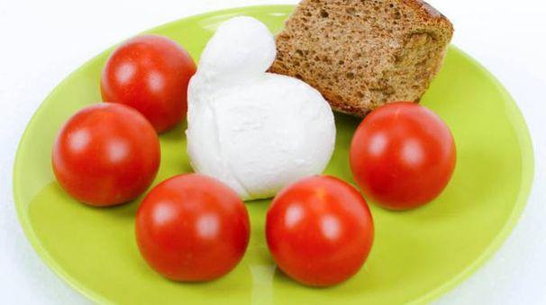 La dieta mediterranea è elisir di lunga vita - foto offredo Iacobino / Alamy