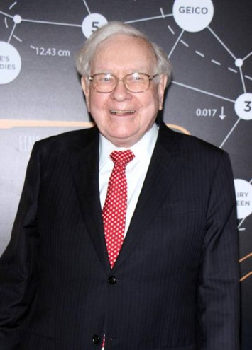 2 - Warren Buffett
