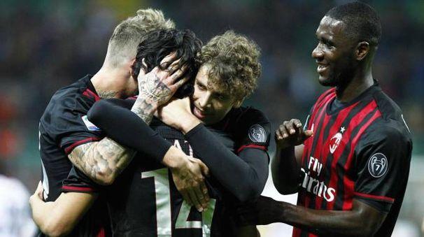 Il Milan tornerà ad allenarsi mercoledì