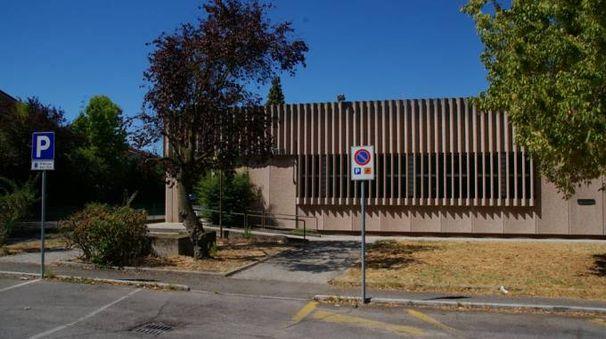 L'ufficio postale di Fabbrico