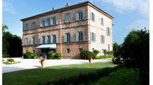 Villa La Pieve a Macerata, uno dei luoghi aperti nelle Giornate di Primavera Fai 2017