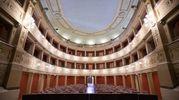 Ascoli, gli interni del teatro Filarmonici (foto di Giandomenico Lupi)