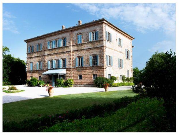 Macerata, Villa la Pieve