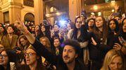 Fabrizio Moro è un cantante e autore romano, ha partecipato all'ultimo Sanremo (Schicchi)