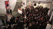 La cerimonia (Gianluca Moggi / New Press Photo)