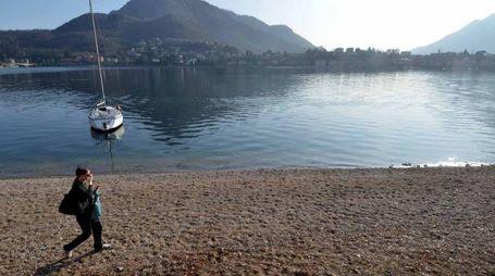 Lago basso