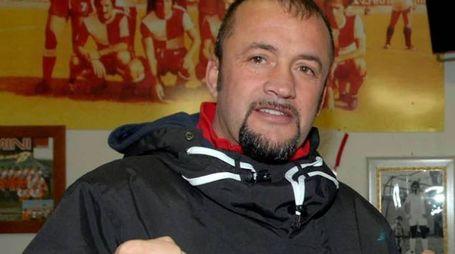 Il pugile Maurizio Stecca