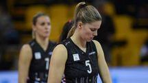 Pesante sconfitta casalinga per Heyrman e compagne nella sfida contro la Dinamo Mosca
