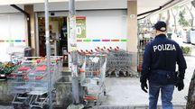 Straniero aggredito a Rimini, il luogo dell'accoltellamento (foto Migliorini)
